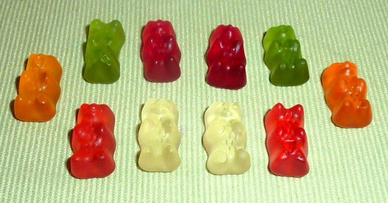 Poland vs  Germany – The Gummy Bear Difference | The Polish Magician